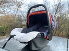 Детское автомобильное кресло Babyton