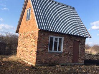 Продаётся земельный участок,  На участке имеется двухэтажный кирпичный дом , сарай, Цена договорная, Этажей в доме: 2Расстояние до города, км: 6Вид объекта: ДачиПраво в Ряжске