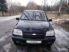 Chevrolet Niva 1.7МТ, 2005, 163000км