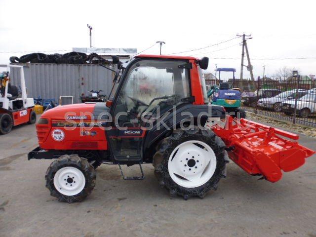 Продажа тракторов колесных