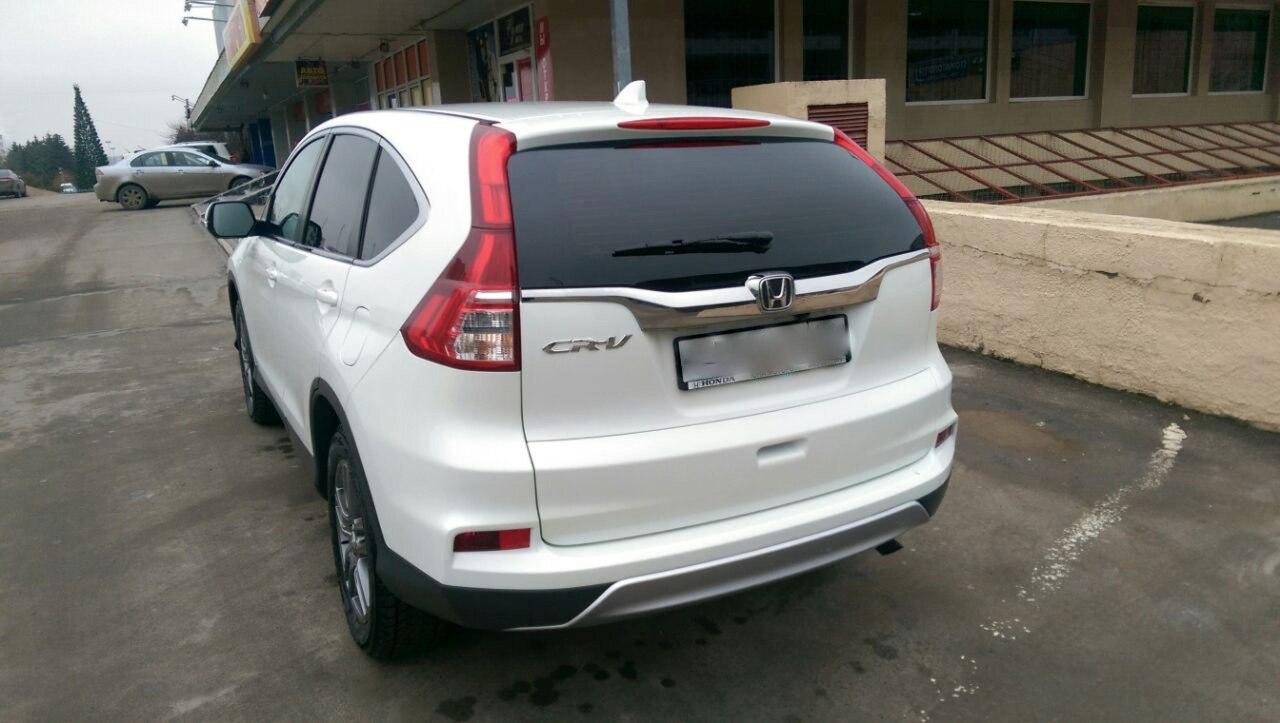 Honda CRV Внедорожник в РостовенаДону