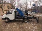 Смотреть foto Автогидроподъемник (вышка) Продаю Автовышка ГАЗ 3302,высота подъема 12м 33024964 в Ростове-на-Дону