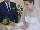 Фотография в Одежда и обувь, аксессуары Свадебные платья Продам свое свадебное платье, одето один в Ростове-на-Дону 8000