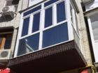 Свежее foto  Все виды отделочных работ на балконе 36765674 в Ростове-на-Дону