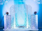 Уникальное foto  Свадебная ширма и тумбы из дерева 36817610 в Ростове-на-Дону