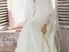 Свежее фото Свадебные платья Свадебное платье А-Силуэт цвет шампань 40199292 в Ростове-на-Дону