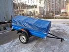 Скачать бесплатно фотографию Прицепы для легковых авто Прицеп Гранит-1600-полимер 48218632 в Ростове-на-Дону