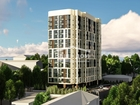 Большая евро 4 квартира в центре, ул Береговая, без % по цен