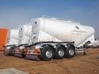 Уникальное изображение  Цементовоз NURSAN 28 м3 от завода 68157149 в Новосибирске