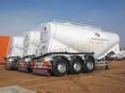 Смотреть фото  Цементовоз NURSAN 28 м3 от завода 68409158 в Барнауле