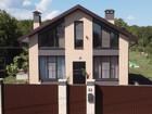 Предлагается в продажу совершенно новый двух этажный дом 202