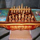 Игровой столик - шахматы, нарды
