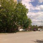 Участок 2 сот, с ЦК на проездной ул, Веры Пановой 9, есть строение