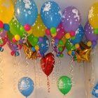 Шарики на день рожденье