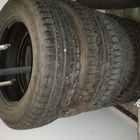 Продаю зимнюю резину екохама R14 175×65 четыре колеса вместе