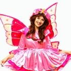 Аниматор волшебная Фея Цветов на Праздник в Ростов