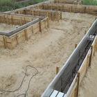 Фундамент, отмостка, бетонные работы