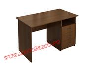 """офисный стол с тумбой """"Компания """"Крон"""" является производителем офисного стола с"""