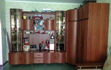 Продам угловую модульную стенку-шкаф (б/у)