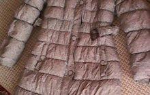 Зимняя курточка 10-13 лет