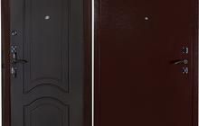 Входная дверь Йошкар-Ола Стандарт 2 (фреза венге) бесплатная установка