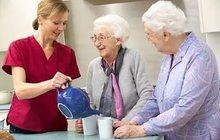 Сиделки, санитарки, медсестры (с проживанием) для пожилых