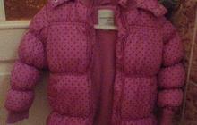 Продаю фирм, куртку-пуховик Reserved Kids (1,5-2 года)