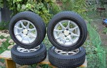 продаю зимние колеса