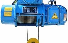 Электротельфер, тельфер электрический, лебедка