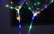 Светящиеся воздушные шары оптом
