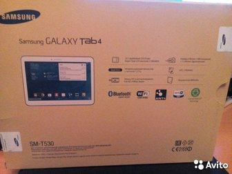 Просмотреть фото  Продаю новый планшет Samsung GALAXY Tab 4 32345863 в Ростове-на-Дону