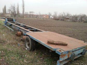 Просмотреть фотографию Спецтехника Полуприцеп-контейнеровоз 32639865 в Ростове-на-Дону
