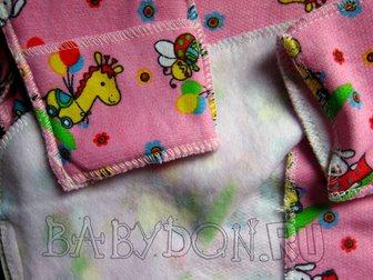 Скачать бесплатно фото Товары для новорожденных Полукомбинезон Зайчик с рубашечкой 32644184 в Ростове-на-Дону