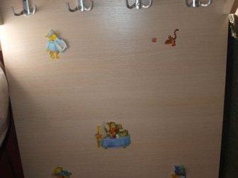 Уникальное фотографию  Вешалка для одежды настенная 32724911 в Ростове-на-Дону