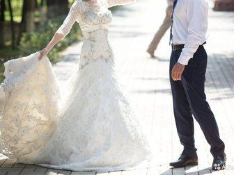 Скачать бесплатно изображение Свадебные платья Костюм свадебный, в подарок галстук 33022450 в Ростове-на-Дону