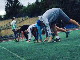 Скачать бесплатно фото  Тренировки на открытом воздухе 33445526 в Ростове-на-Дону