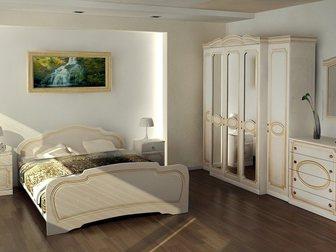 Скачать фото  кровать с тумбочками 34230403 в Ростове-на-Дону