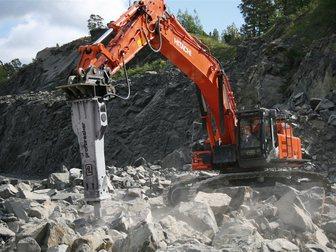 Смотреть foto  Гидромолоты для строительной техники 34271517 в Ростове-на-Дону