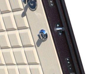 Уникальное изображение Двери, окна, балконы Входная дверь Йошкар 9 см Троя Бордо Беленый дуб БЕСПЛАТНАЯ установка 34458676 в Ростове-на-Дону