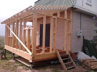 Увидеть foto Строительство домов Пристраиваю комнаты и сан узлы, 34851543 в Ростове-на-Дону