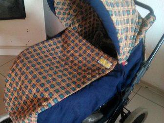 Свежее фото Детские коляски коляска зима-лето 35054549 в Ростове-на-Дону