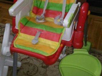 Скачать фотографию Товары для новорожденных Продаём супер удобный стульчик для малыша Brevi (Италия) 35082166 в Ростове-на-Дону