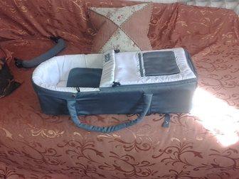 Увидеть foto  продаю детскую коляску 35239242 в Ростове-на-Дону