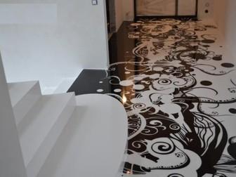 Свежее фотографию  Декоративные полимерные наливные 3D полы 36625609 в Ростове-на-Дону