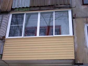 Новое изображение  Остекление балкона 37351598 в Ростове-на-Дону