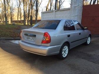 Фото Hyundai Accent Ростов-На-Дону смотреть