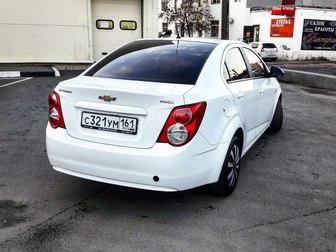 Фото Chevrolet Aveo Ростов-На-Дону смотреть