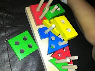 Новое фото  продажа развивающих деревянных игрушек 37707616 в Ростове-на-Дону