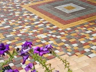Скачать бесплатно фотографию  Тротуарная плитка Старый город 37765862 в Ростове-на-Дону