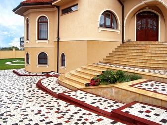 Скачать фото  Тротуарная плитка Старый город 37765862 в Ростове-на-Дону